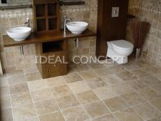 Noce Tumbled Travertine photo
